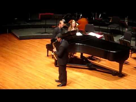 Summertime - Daniel Mendoza - Alto Saxophone