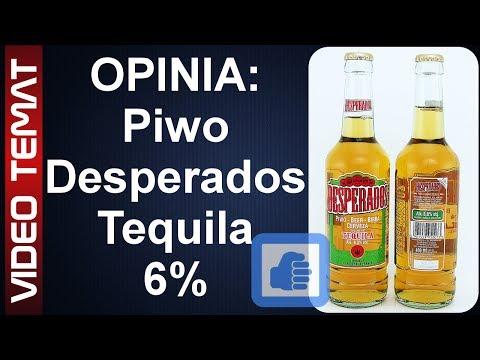 Piwo Desperados Tequila Opinia Infomiasto