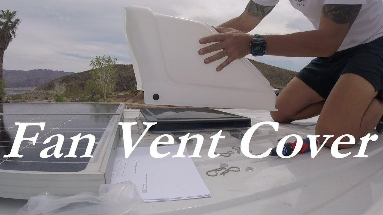 Lake Mead, Fan Vent Cover, and Pistol Surgery Update.  Full Time Van Life!