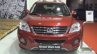 Great Wall H6 1.5T Premium (2018) Exterior and Interior