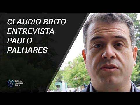 Mentor: Claudio Brito entrevista Paulo Palhares sobre Mentoria e Vale do Silício