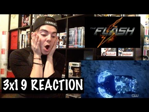 THE FLASH - 3x19 'THE ONCE AND FUTURE FLASH' REACTION