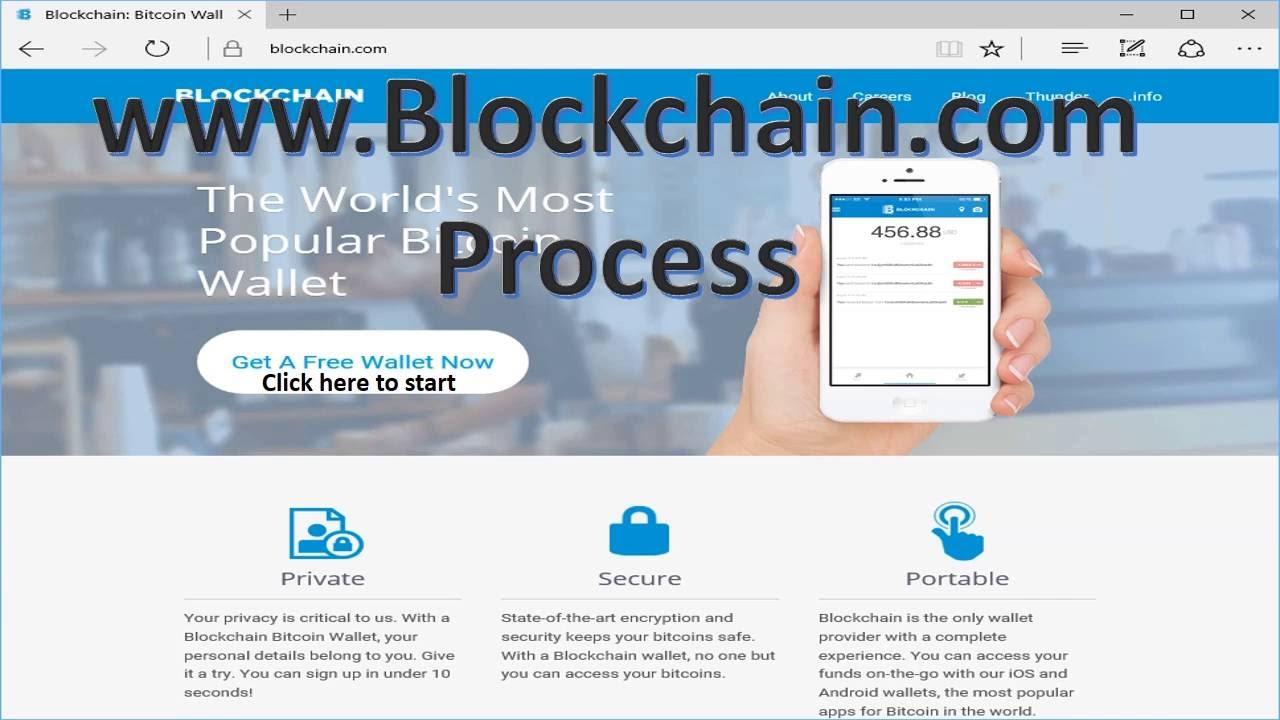 Blockchain Wallet Sicher