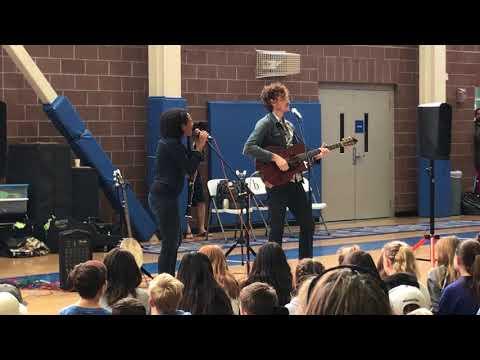 Birds of Chicago at Bosque School - Alright Alright