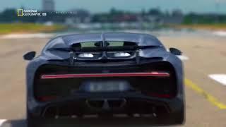 Gambar cover quy trình sản xuất dòng xe sang Bugatti Chiron