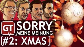 Thumbnail für Der GameTube-Talk »Sorry, meine Meinung« #2: Weihnachten