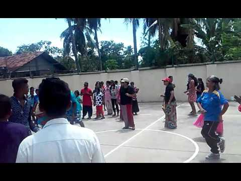 LDS Tamil, Sinhala New Year Activity
