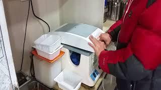 팩시스(오성산업) 수동 포장기 MA1 실링 사용사례1 …