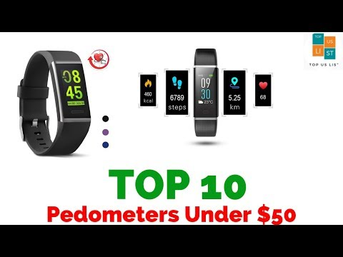 The 10 Best Pedometers of 2020 to Buy Online List