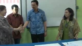 12 Okt 2013 Wagub Bpk. Basuki TP Menghadiri Penyerahan Hibah Rain Water Harvesting CSR Yamaha