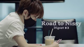 Road to Nissy Digest #3 NA BEHIND THE SCENES part1
