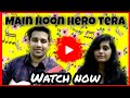 Main hoon hero tera | Cover song by Jahnavi and Sagar | Movie - Hero