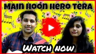 Main Hoon Hero Tera Song - Hero Movie Song/Main Hoon Hero Tera Full Song