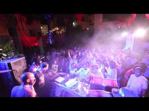 RED BULL MUSIC ACADEMY - LUANDA 2015