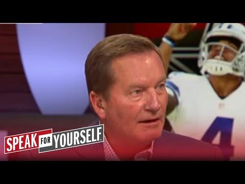 Brett Favre says he'd vote Dak Prescott for MVP   SPEAK FOR YOURSELF