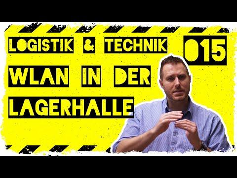 logistik&technik #015: Optimales WLan in der Lagerhalle - Aber wie?