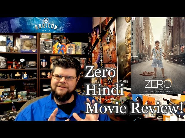 🔵🎥 Zero - Hindi Movie Review!