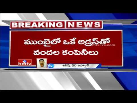 ED Raids on 300 Shell Companies over All India | HMTV