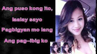 Akin ka na lang by TAP and SeanOutlaw ft, just hush w/ lyrics (Angel)