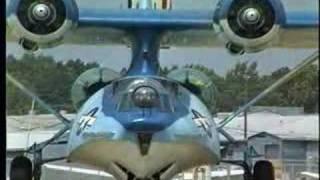 PB-Y Catalina 62-P - Engines Start - Idle - Takeoff