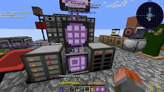 Time to move into modular machinery with a multi-block sieve to get...