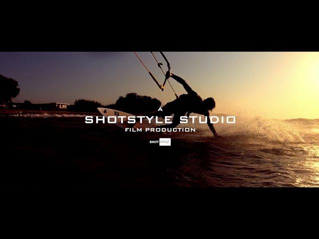Kitesurfing Life Style.