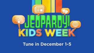 Jeopardy! Kids Week Promo