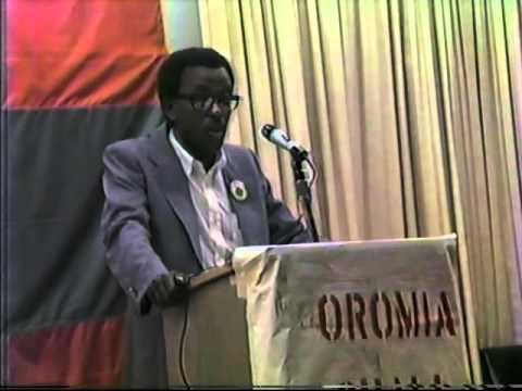 UONA Celebrates Oromo National Day in 1984.