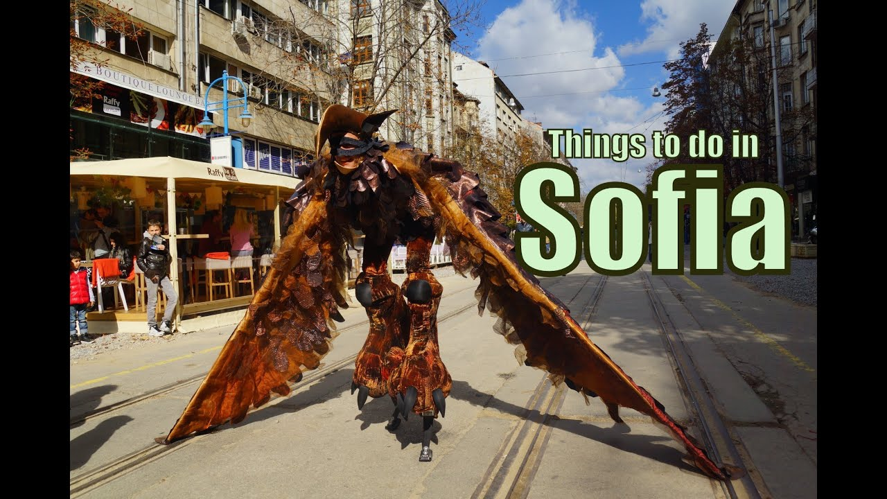 Things To Do In Sofia Bulgaria Top Attractions Travel Guide Youtube