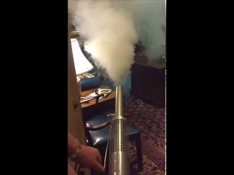 Thermal Fogging for Smoke, Cigarette & Other Odors