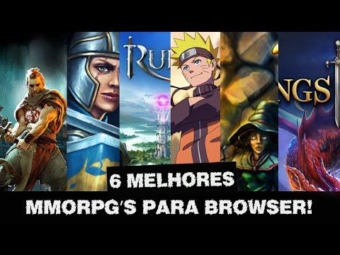 Top 6 MMORPG's Para Navegador (BROWSER) 2019 - 2016