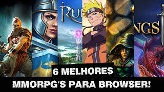 Top 6 MMORPG's para navegador (BROWSER) 2016