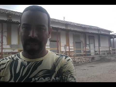 Antiga Estação  do Trem de Ferro de Itaquara-Ba,Monumento  Histórico em Total Destruição e Abandono