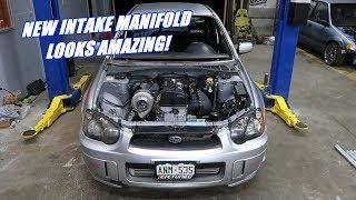 Making Charge Pipes For Hondaru's New Turbo Setup!