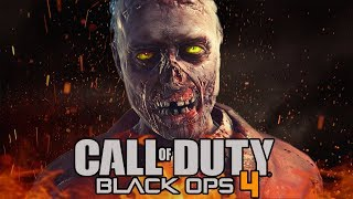CALL OF DUTY - BLACK OPS 4 ZOMBIES CONFIRMED BY LEAK!