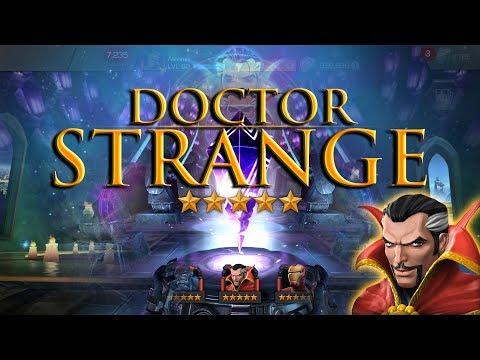 5 Star Doctor Strange Crystal Opening [Vishanti Crystal] | Marvel: Contest of Champions