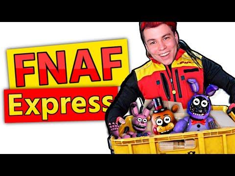 Hat hier jemand FNAF bestellt?