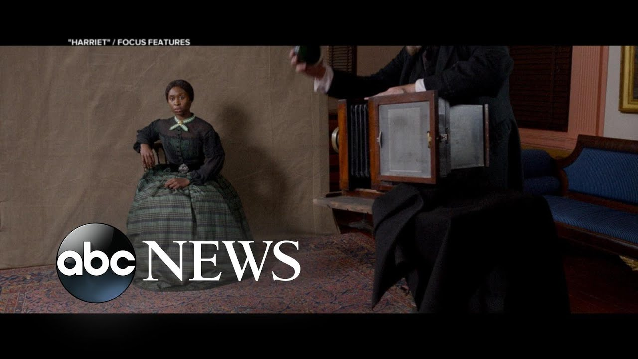 Backlash emerges behind Cynthia Erivo's role in 'Harriet' | ABC News Live Prime