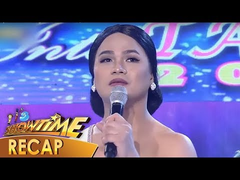 It's Showtime Recap: Wittiest 'Wit Lang' Moments of Miss Q & A contestants - Week 4