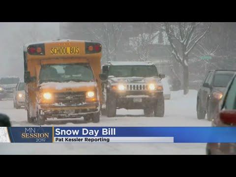 State Senate Passes Snow Day Bill – Minnesota Alerts