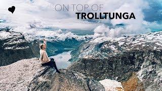 NORWAY VLOG - at the amazing Trolltunga