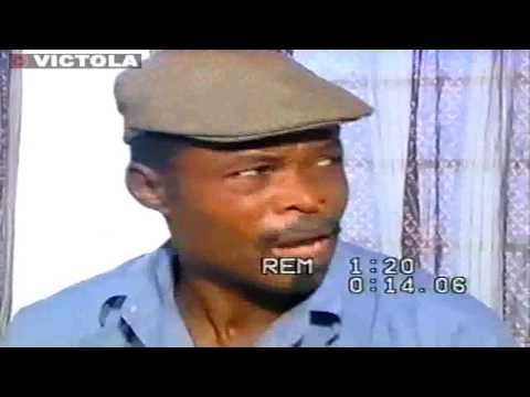 ISIKOTE EBU -- Broken English Comedy Movie with Mr Latin & Baba Suwe