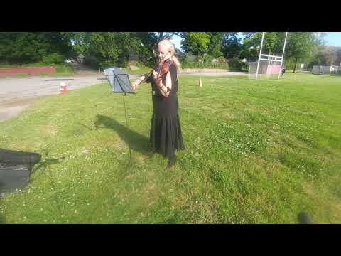 Game of Thrones performed Solo @ Traphagen School Field on my late fathers birthday 6/07/20