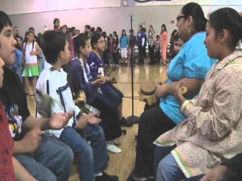 Oneida Nation School Social Dance