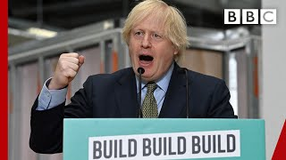 Boris Johnson speech unveils post-lockdown recovery plan - Covid-19 Government Briefing 🔴 BBC