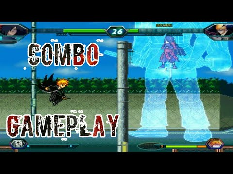 naruto vs bleach flash game download free