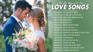 Beautiful Memories Love Songs - Sweetest Love Songs 2021 - Top Hits 100 English Love Songs