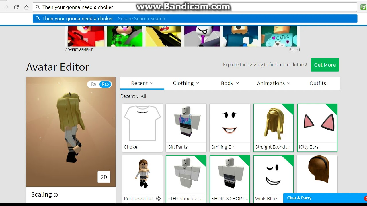 how to look like wengie in roblox   my first video