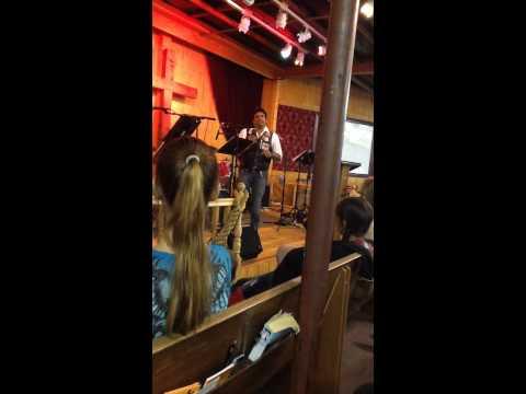 ERIK ESTRADA'S TESTIMONY AT ROADHOUSE BIKER CHURCH