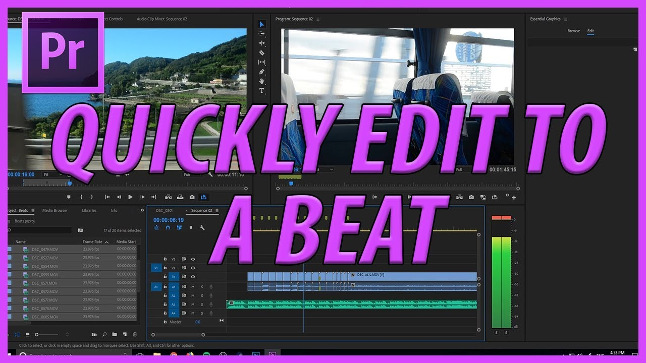 how to add text in premiere pro cc 2018